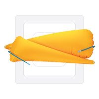 Full Sea Kayak Float Set