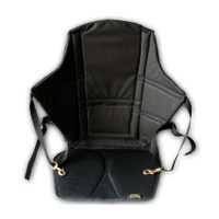"High Back Kayak Seat with 20"" Seat Back and Air-Flo3D Front"