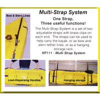 Multi-Strap System: Options