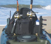 Pacific Angler Rear with Gear (Water Bottles Not Included)