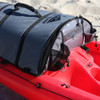 S2S Insulated Fish Bag Gray Closeup