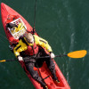 S2S Kayak Paddle In Use