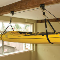 Sherpak Hoist with Kayak
