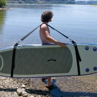 SUP Strap Carry System  + Surf