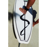 Coiled Stand Up Paddle Board Leash by Seairpsorts