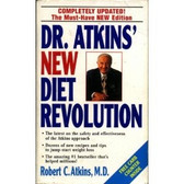 Three Diet Books by Dr. Atkins