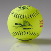 "Decker Blue Big Shark 12"" Super Grip Softball"