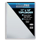 "Ultra Pro Stor Safe #81186  11"" x 14"" Top Loaders"