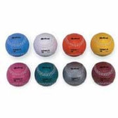 """Markwort Weighted 12"""" Softballs Leather Cover"""