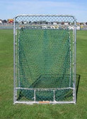 OIP 6'2'' x 4' Porta EZ Sock Screen