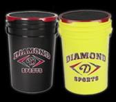 Diamond Six-Gallon Bucket