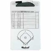 Markwort Baseball Lineup Board w/Clip