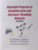 INCREASE THROWING STRENGTH/VELOCITY  BOOKLET by Steve Zawrotny