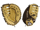 Akadema's AHC94 Prodigy Design Series  First Base Mitt