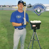 Personal Pitcher Pro Model Pitching Machine