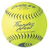 "Dudley Thunder Heat WT12 Leather 12"" Softball"
