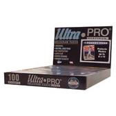 Ultra Pro 1 Pocket Pages (1 box)