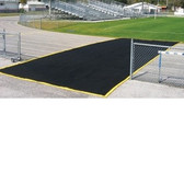 Cross-Over Zone(R) Weighted Sideline Track Protector