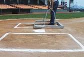 Combination Softball & Youth Baseball E-Z Batter's Box Chalker