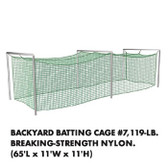 Jugs A0005 Baseball Backyard Net Package