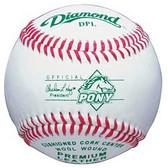 Diamond DPL Pony Tournament Baseballs