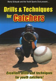 """""""Drills & Techniques for Catchers"""" CD"""