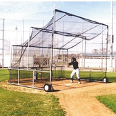 Portable Baseball Batting Cage