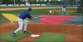 Bunt Zone Standard Infield Protector & Trainer - Large
