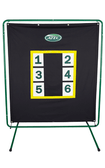 ATEC Pro Pitcher's Practice Screen with Frame