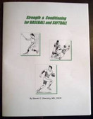 Baseball & Softball Strength & Conditioning Program Booklet