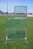 Osborne 7'3'' x 4'2'' Porta Front Toss L-Screen