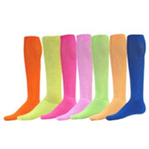 Florescent Acrylic Tube Sock