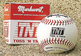 Markwort Toss 'N Train TNT Small Training Baseballs  3oz