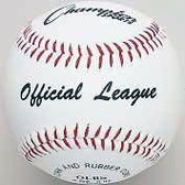 Champion Sports OLB5 Official League Baseballs