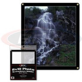 BCW 8 X 10 Photo Acrylic Holder - Black Border