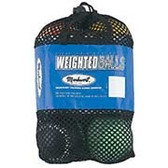 "Markwort Synthetic Cover 9"" Weighted Baseball Set"