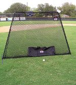Muhl Tech 90 Second Portable Soft Toss Net