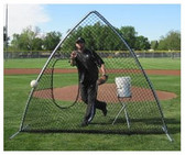 A-Screen Portable Pitching Screen - Softball