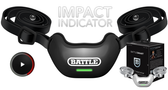 Battle Sports Science Impact Indicating Chinstrap