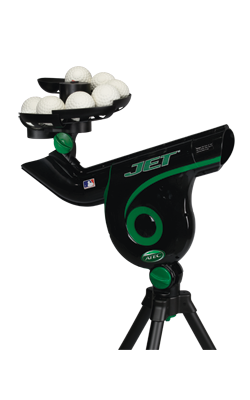 atec jet pitching machine