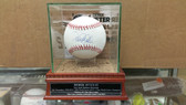 Derek Jeter Autograph Baseball w/COA