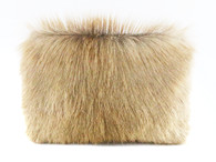 Fur Mini Clutch - 1 LEFT!