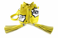 Comic Mini Bucket  Bag