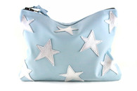 NEW! Superstar Leather Statement Clutch