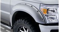 Bushwacker 2011-2014 Super Duty Pocket Flare Style Fender Flares | 20931-02