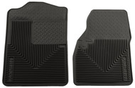 51041 | Black Husky Liner 94-02 Ram & 99-07 Super Duty Front Floor Mat