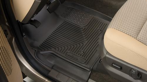 Custom Molded Rubber Floor Liner