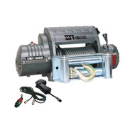 Westin Outback Series 12,000LBS Steel Cable Winch | 47-1612