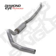 Diamond Eye 2001-2007 Duramax Turbo Back Exhaust Systems