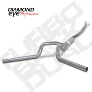 Diamond Eye 2001-2007 Duramax Turbo Back Quiet Tone Dual Exhaust Systems